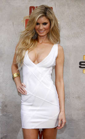 culver city: Marisa Miller at the 2010 Spike TV's Guys Choice Awards held at the Sony Pictures Studios in Culver City on June 5, 2010. Credit: Lumeimages.com