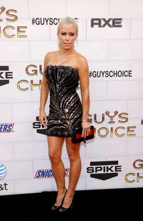 culver city: Kendra Wilkinson at the 2012 Spike TVs Guys Choice Awards held at the Sony Studios in Culver City on June 2, 2012. Credit: Lumeimages.com