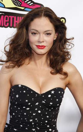 palladium: Rose McGowan at the 2011 Do Something Awards held at the Hollywood Palladium in Hollywood on August 14, 2011.