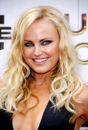 Malin Akerman at the 2012 Spike TVs Guys Choice Awards held at the Sony Studios in Culver City on June 2, 2012.