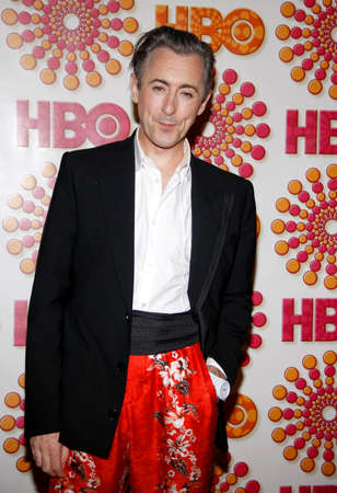 Alan Cumming at the 2011 HBO's Post Emmy Awards Reception held at the Pacific Design Center in West Hollywood on September 18, 2011. Stok Fotoğraf - 53570629