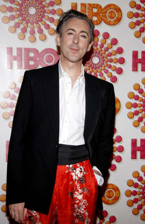 Alan Cumming at the 2011 HBOs Post Emmy Awards Reception held at the Pacific Design Center in West Hollywood on September 18, 2011.