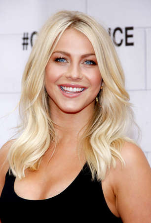 Julianne Hough at the 2012 Spike TVs Guys Choice Awards held at the Sony Studios in Culver City on June 2, 2012.