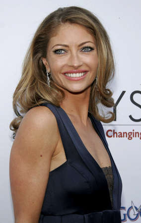 bel air: Rebecca Gayheart at the Chrysalis 5th Annual Butterfly Ball held at the Italian Villa Carla & Fred Sands in Bel Air, USA on June 10, 2006.