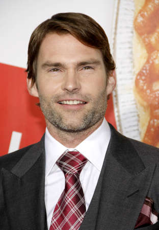 Seann William Scott at the Los Angeles premiere of American Reunion held at the Graumans Chinese Theater in Hollywood on March 19, 2012. Editorial