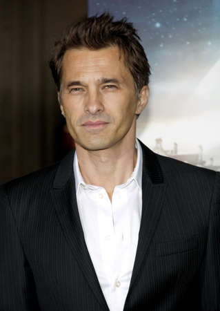 premiere: Olivier Martinez at the Los Angeles premiere of Cloud Atlas held at the Graumans Chinese Theatre in Hollywood on October 24, 2012.