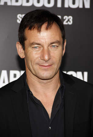 abduction: Jason Isaacs at the Los Angeles premiere of Abduction held at the Graumans Chinese Theater in Los Angeles on September 15, 2011.