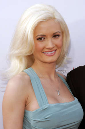 kodak: Holly Madison attends the 35th Annual AFI Life Achievement Award held at the Kodak Theatre in Hollywood, California on June 7, 2007. Editorial