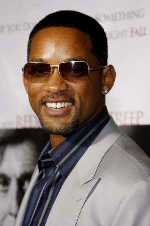 hollywood   california: Will Smith at the AFI Fest Opening Night Gala Premiere of Lions for Lambs held at the ArcLight Theater in Hollywood, California, United States on November 1, 2007.
