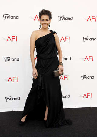 honoring: Deborah Secco at the 40th AFI Life Achievement Award Honoring Shirley MacLaine held at the Sony Studios in Los Angeles on June 7, 2012.