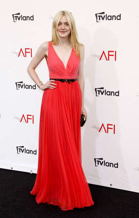 honoring: Dakota Fanning at the 40th AFI Life Achievement Award Honoring Shirley MacLaine held at the Sony Studios in Los Angeles on June 7, 2012.