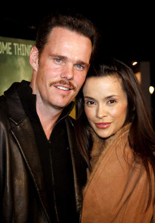 dillon: Kevin Dillon attends the Los Angeles Premiere of Cloverfield held at the Paramount Pictures Lot in Hollywood, California, United States on January 16, 2008. Editorial