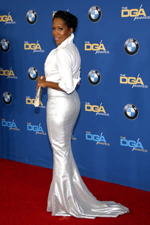 regina: Regina King at the 67th Annual Directors Guild Of America Awards held at the Hyatt Regency Century Plaza in Century City on February 7, 2015.