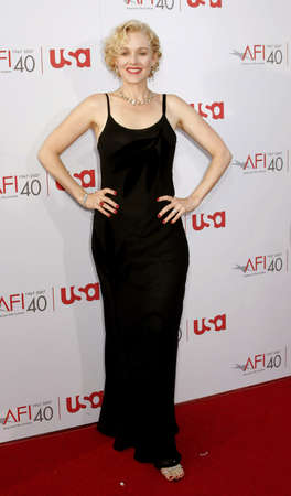 kodak: Penelope Ann Miller attends the 35th Annual AFI Life Achievement Award held at the Kodak Theatre in Hollywood, California on June 7, 2007.