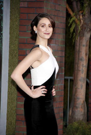 premiere: Emmy Rossum at the Los Angeles premiere of Beautiful Creatures held at the TCL Chinese Theater in Hollywood on February 6, 2013 in Los Angeles, California.