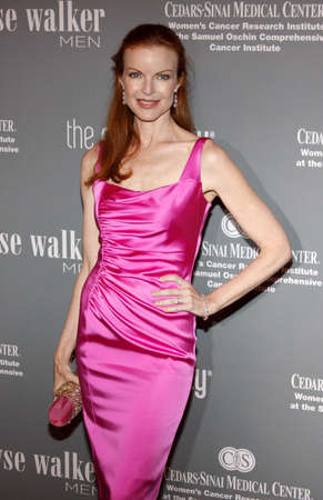 Marcia Cross at the 4th Annual Pink Party held at the Hangar 8 in Santa Monica on September 13, 2008.
