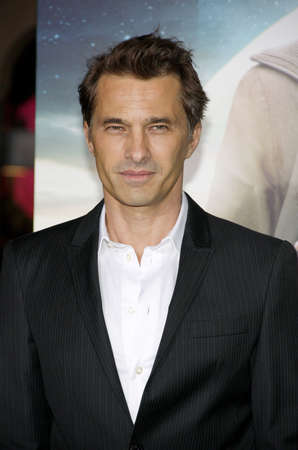 Olivier Martinez at the Los Angeles premiere of Cloud Atlas held at the Graumans Chinese Theatre in Hollywood on October 24, 2012.