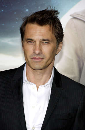 martinez: Olivier Martinez at the Los Angeles premiere of Cloud Atlas held at the Graumans Chinese Theatre in Hollywood on October 24, 2012.
