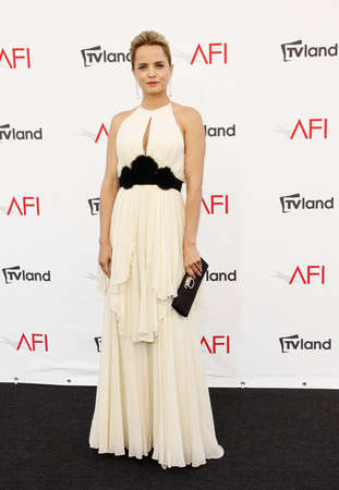 honoring: Mena Suvari at the 40th AFI Life Achievement Award Honoring Shirley MacLaine held at the Sony Studios in Los Angeles on June 7, 2012.