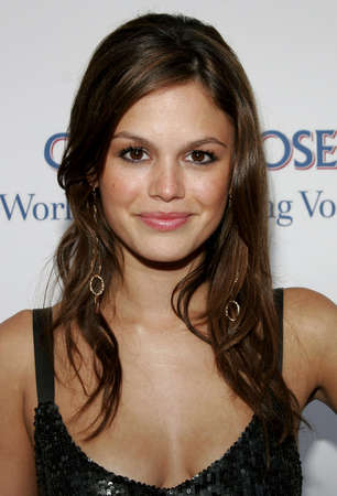 bel air: Rachel Bilson at the Chrysalis 5th Annual Butterfly Ball held at the Italian Villa Carla & Fred Sands in Bel Air, USA on June 10, 2006. Editorial