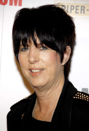 warren: Diane Warren at the American Cinematheque 27th Annual Award Presentation held at the Beverly Hilton Hotel in Los Angeles, United States, 121213.