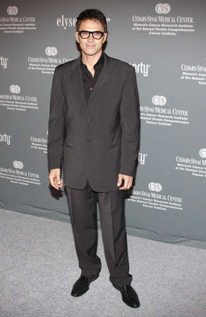 Tim Daly at the 4th Annual Pink Party held at the Hangar 8 in Santa Monica on September 13, 2008.
