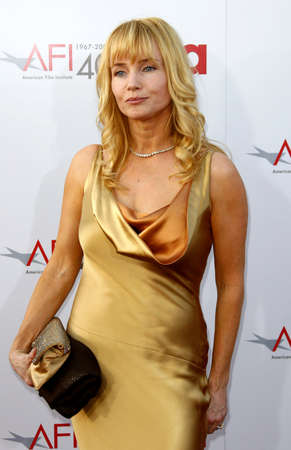 Rebecca De Mornay attends the 35th Annual AFI Life Achievement Award held at the Kodak Theatre in Hollywood, California on June 7, 2007. Editorial