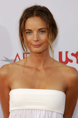 kodak: Gabrielle Anwar attends the 35th Annual AFI Life Achievement Award held at the Kodak Theatre in Hollywood, California on June 7, 2007.