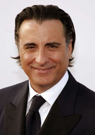 kodak: Andy Garcia attends the 35th Annual AFI Life Achievement Award held at the Kodak Theatre in Hollywood, California on June 7, 2007.