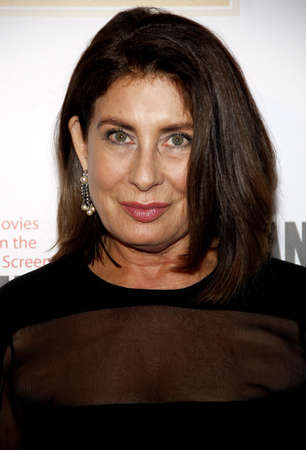 to paula: Paula Wagner at the American Cinematheque 27th Annual Award Presentation held at the Beverly Hilton Hotel in Los Angeles, United States, 121213. Editorial