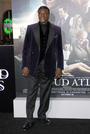 keith: Keith David at the Los Angeles premiere of Cloud Atlas held at the Graumans Chinese Theatre in Hollywood on October 24, 2012.
