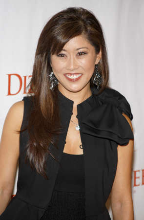Kristi Yamaguchi at the Dizzy Feet Foundations Inaugural Celebration Of Dance held at the Kodak Theatre in Hollywood, USA on November 29, 2009. Editorial