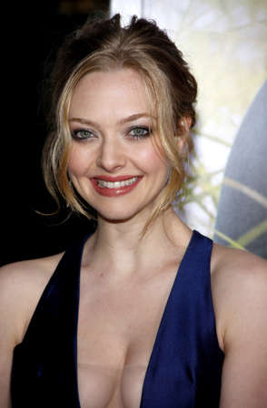 amanda: Amanda Seyfried at the Los Angeles premiere of Dear John held at the Graumans Chinese Theatre in Hollywood on Februaty 1, 2010. Editorial