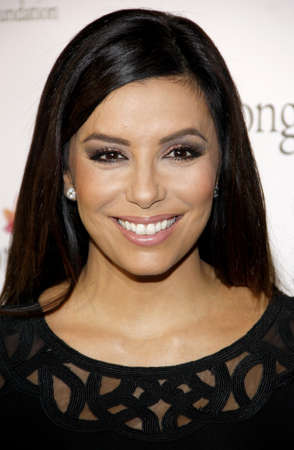Eva Longoria at the Eva Longoria Foundation Dinner held at the Beso in Los Angeles, USA on October 9, 2014.