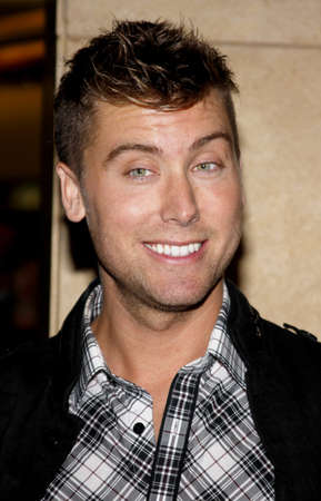 kodak: Lance Bass at the Dizzy Feet Foundations Inaugural Celebration Of Dance held at the Kodak Theatre in Hollywood, USA on November 29, 2009.
