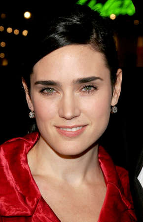 jennifer: HOLLYWOOD, CA - FEBRUARY 02, 2006: Jennifer Connelly at the World premiere of Firewall held at the Graumans Chinese Theatre in Hollywood, USA on February 2, 2006.