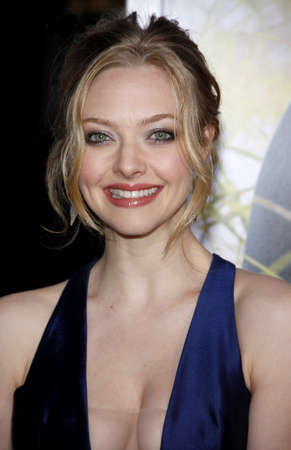 amanda: Amanda Seyfried at the Los Angeles premiere of Dear John held at the Graumans Chinese Theater in Hollywood on February 1, 2010.