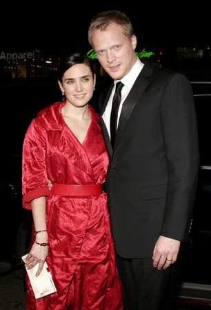 jennifer: Jennifer Connelly and Paul Bettany at the World premiere of Firewall held at the Graumans Chinese Theatre in Hollywood, USA on February 2, 2006.