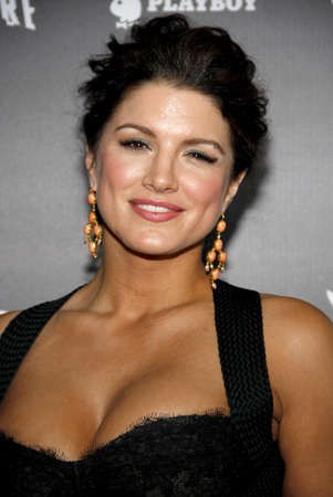 premiere: Gina Carano at the Los Angeles premiere of Haywire held at the DGA Theater in Hollywood on January 5, 2012.