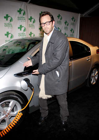 perry: Luke Perry at the Global Green USAs 10th Annual Pre-Oscar Party held at the Avalon in Los Angeles, USA on February 20, 2013.