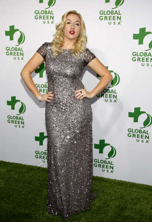 linda: Laura Linda Bradley at the Global Green USAs 12th Annual Pre-Oscar Party held at the Avalon on February 18, 2015. Editorial