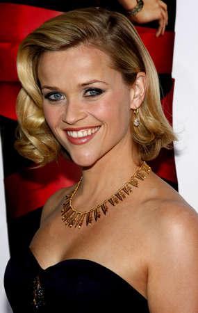 reese: Reese Witherspoon at the Los Angeles premiere of Four Christmases held at the Graumans Chinese Theater in Hollywood on November 20, 2008.