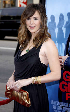 jennifer: Jennifer Garner at the Los Angeles premiere of Ghosts Of Girlfriends Past held at the Grauman Chinese Theatre in Los Angeles, United States, 270409. Editorial