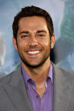 levi: Zachary Levi at the Los Angeles premiere of Green Lantern held at the Graumans Chinese Theater in Hollywood on June 15, 2011.