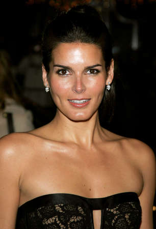 jane: Angie Harmon attends the Los Angeles Premiere of Fun with Dick and Jane held at The Mann Village Theatres in Westwood, California, United States on December 14, 2005.
