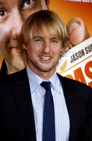 wilson: Owen Wilson at the Los Angeles premiere of Hall Pass held at the ArcLight Cinemas in Hollywood on February 23, 2011. Editorial
