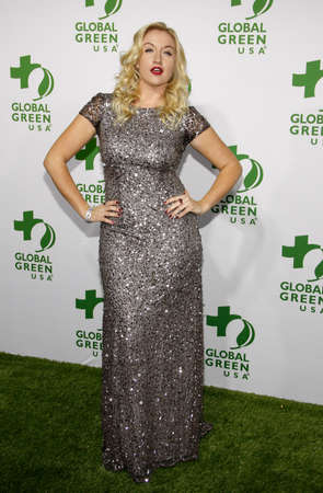 linda: Laura Linda Bradley at the Global Green USAs 12th Annual Pre-Oscar Party held at the Avalon in Hollywood, USA on February 18, 2015.