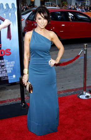 Lacey Chabert at the Los Angeles premiere of Ghosts Of Girlfriends Past held at the Graumans Chinese Theatre in Los Angeles, USA on April 27, 2009.