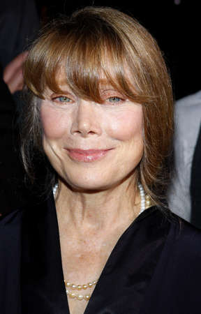 sissy: Sissy Spacek at the Los Angeles premiere of Four Christmases held at the Graumans Chinese Theater in Hollywood, USA on November 20, 2008. Editorial