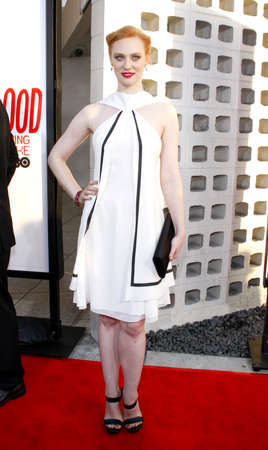 woll: Deborah Ann Woll at the HBOs True Blood season 5 premiere held at the ArcLight Cinemas in Hollywood, USA on May 30, 2012.